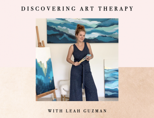 Create Podcast! Discovering Art Therapy